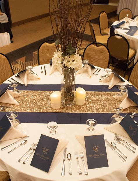 Gold Table Decorations by 17 Best Ideas About Gold Table Settings On