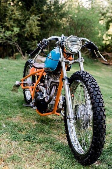 honda xl bobber motosiklet sitesi