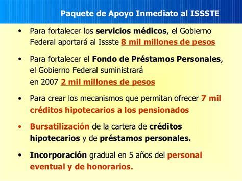 ley del issste de jubilacines y pensiones prestamos personales para jubilados issste yahoo