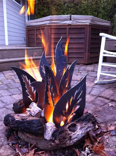 10 Unique Fire Pits That Will Make You Say Wow Unique Pits