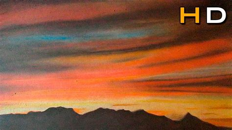 sunset colored pencil sunset drawing color pencil pencil drawings colored