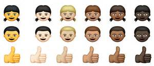 apple new emoji apple ios 8 3 releases 300 racially diverse emojis time
