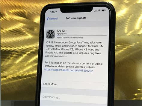 Iphone Update 12 1 5 Things To About The Ios 12 1 Update
