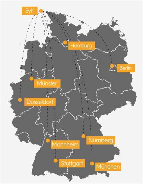 Mit Dem Auto Nach Sylt by Auf Nach Sylt Alle Infos Zur Anreise