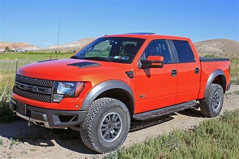 Ford Raptor 4 Door by Sell Used 2011 Ford F 150 Svt Raptor Crew Cab 4