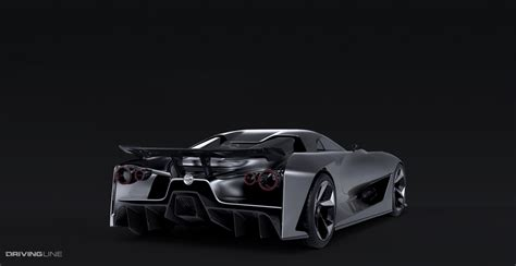 nissan supercar concept nissan concept 2020 vision gran turismo could this be the