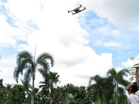 Drone Pemetaan drone kayu untuk pemetaan das dan hutan ala swandiri