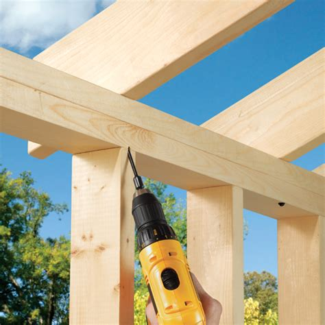 timberlok 6 hurricane tie replacement fastenmaster timberlok truss rafter to top plate structural wood screw