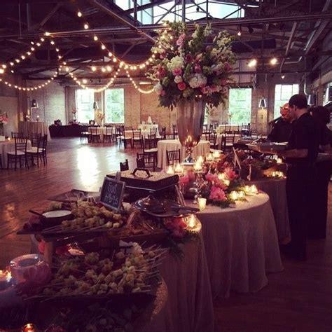 the venue at bakery building   hattiesburg ms wedding