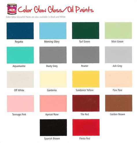 colour card berger paints