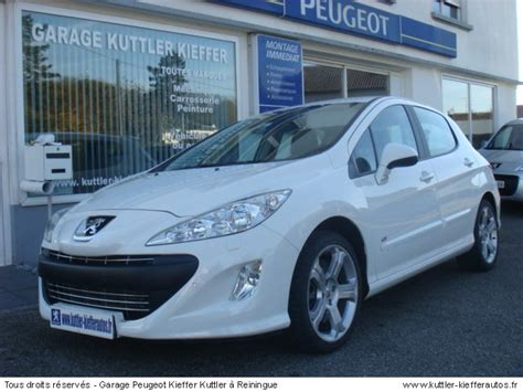 peugeot 308 occasion voiture doccasion peugeot 308 largusfr