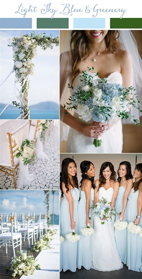 wedding color ideas wedding trends top 10 wedding colors ideas for 2019