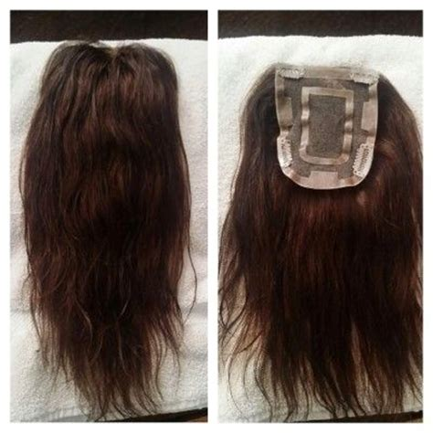 hair toppers for thinning hair women 20 best images about toppers for thinning hair on
