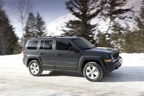 Jeep Patriot 2011 2011 Jeep Patriot
