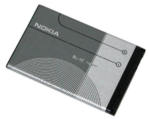 Baterai Battery Batere Nokia Bl 5cb Zgreen bl 4c nokia baterie 860mah li ion bulk original 1202