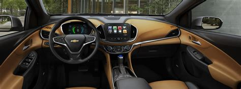 Did You Know? 2016 Chevrolet Volt Interior Was Completed In 2013