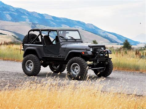 Jeep Things The Jeep Wrangler Yj Jeep Things