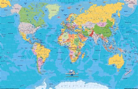 the world map large size world map travel around the world vacation