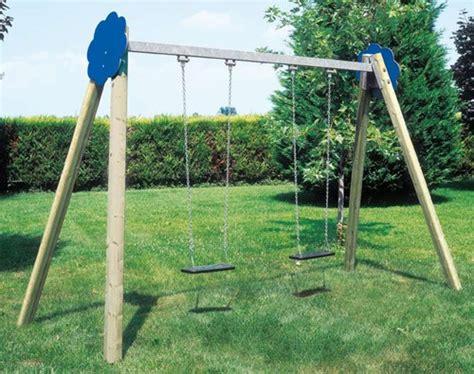 altalene per giardino altalene da giardino legno plastica