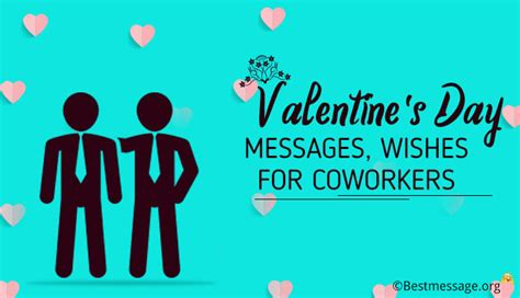 messages for coworkers happy valentines day messages for colleagues