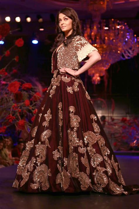 Exclusive Ori Collection aishwarya turns muse for manish malhotra at aicw