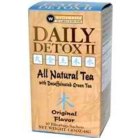 Daily Detox Drink Packets by Daily Detox Ii Original Flavor Caffeine Free 30 Bags 8