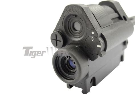ufc carry handle w 3 5x scope dot sight for g36 bk