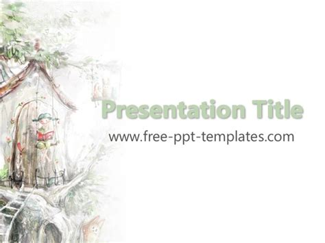 tale powerpoint template free tale ppt template