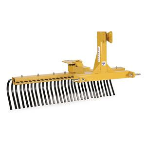 Landscape Rake Tsc Countyline Landscape Rake 5 Ft W At Tractor Supply Co