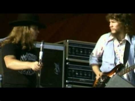 lynyrd skynyrd knebworth youtube quot call me the breeze quot lynryd skynyrd live at