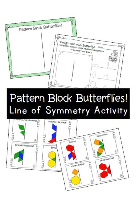 pattern block symmetry activities 25 best ideas about symmetry activities on pinterest