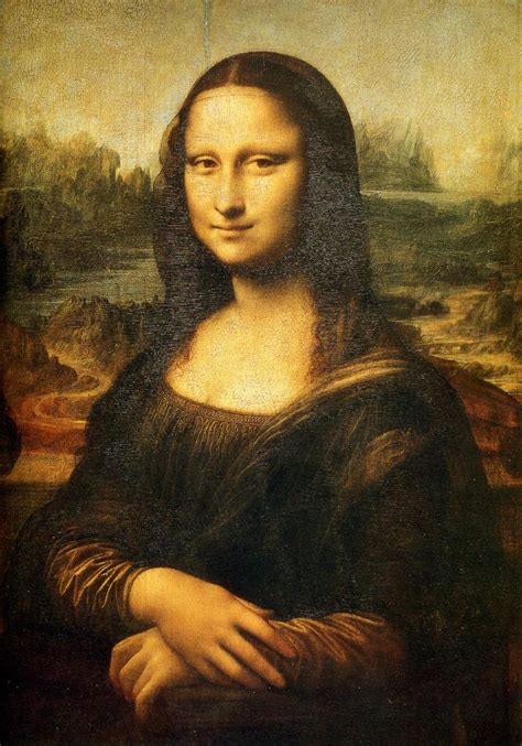 2 Paintings Of Leonardo Da Vinci by Colombo Dreamin Mona