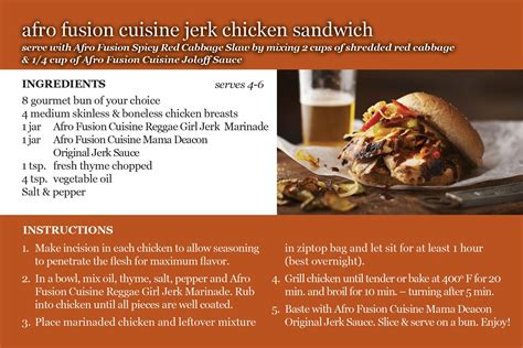 afro fusion cuisine recipes business owner adds flavors to wisconsin