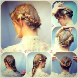 german hairstyles ideas of german braid hairstyles weddings eve