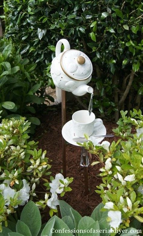 20 Cute Garden Decor Projects That Will Steal The Show Garden Decoration Ideas