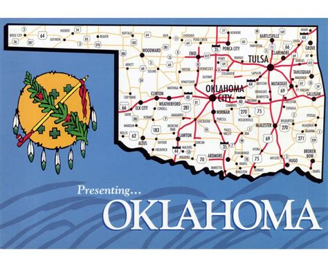 map usa oklahoma 100 map of tulsa current oklahoma state highway map