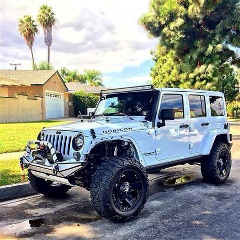 badass lifted jeep wrangler badass white jeep sexyjeeps happyjeeps gecheck62