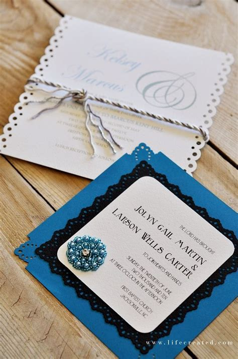 1000  images about DIY Wedding Invitations Ideas on