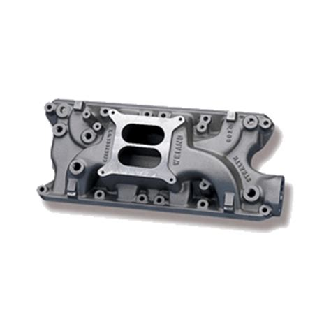 weiand stealth dual plane intake ford 289 302
