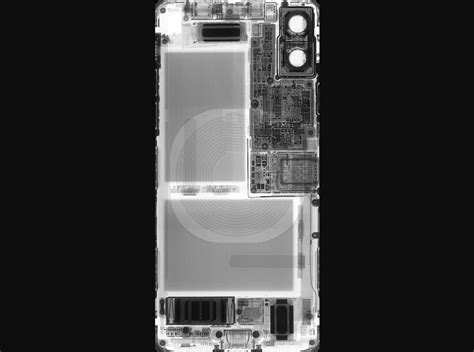 here s a cool see through iphone x wallpaper that shows its innards the verge