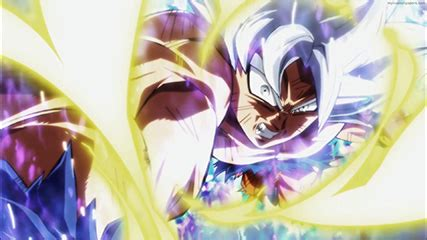 dragonball super goku animated wallpaper