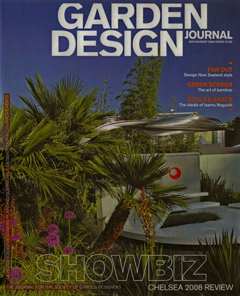 garden design journal uk media by philip nash designmedia