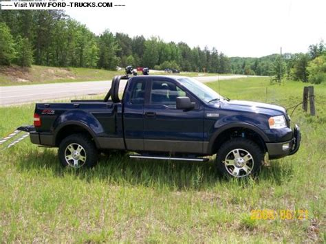bad ford trucks 2005 ford f150 4x4 bruce s bad truck