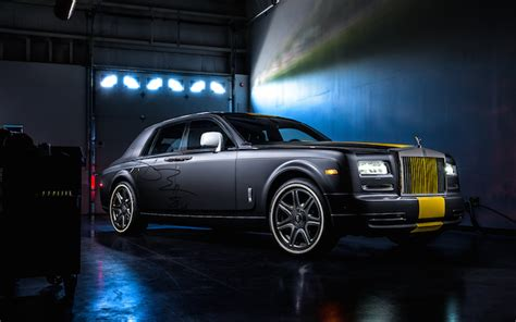 roll royce brown steelers player receives custom phantom baltimore beatdown