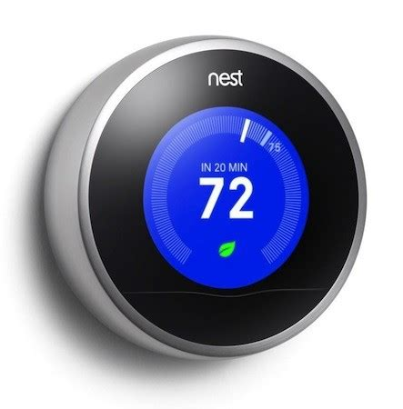 Nest Thermostat Giveaway - engadget giveaway win one of three nest thermostats