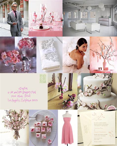grey and pale pink wedding the pale pink and gray wedding simply couture weddings
