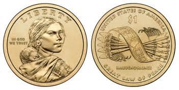 native american sacagawea dollar coins