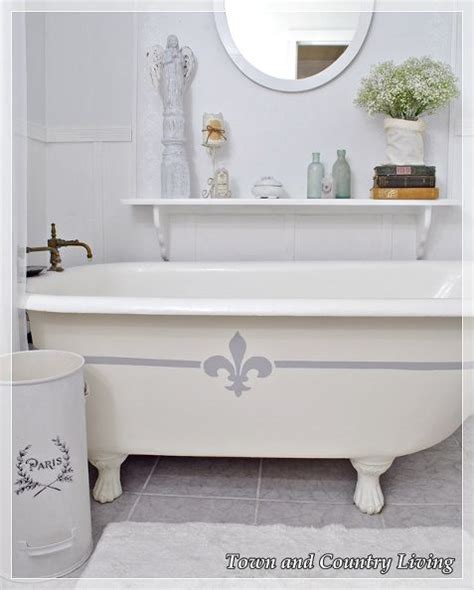 Painting Clawfoot Tub Painting The Claw Foot Tub Bathroom Ideas Chalk Paint