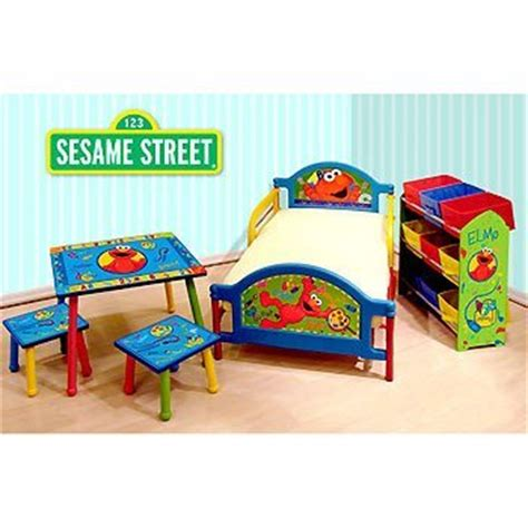 toddler bed in a box elmo toddler bed elmo room in a box furniture set for