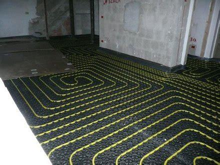 riscaldamento a pavimento rotex impianto di sergio e teresa